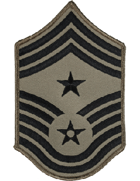 USAF Chevron (AF-C712/L) Command Chief Master Sergeant ABU Large (Pair)