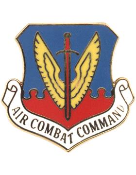 Air Force Large Crest Air Combat Command