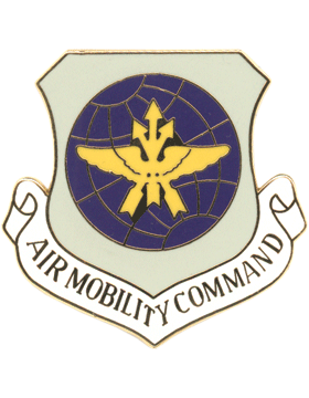 Air Force Large Crest Air Mobility Command