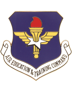 Air Force Large Crest Air Education and Training Command