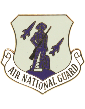 Air Force Large Crest Air National Guard