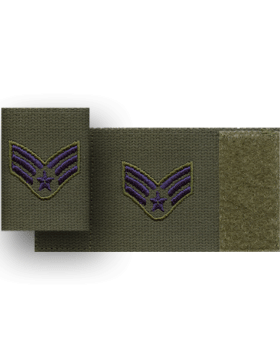 USAF Gortex Rank Senior Airman