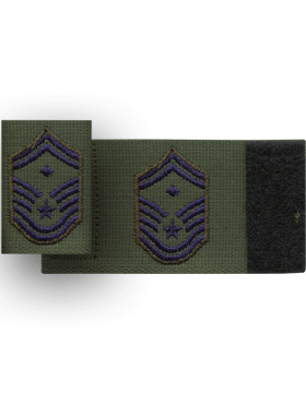 USAF Gortex Rank Senior Master Sergeant with Diamond