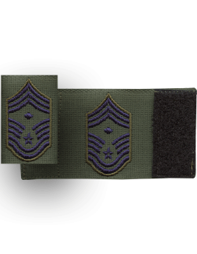 USAF Gortex Rank Chief Master Sergeant with Diamond