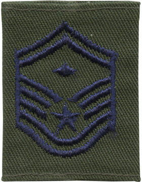 Gortex Loop Senior Master Sergeant with Diamond