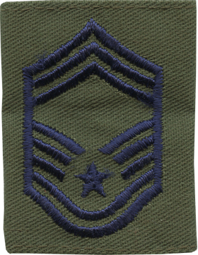 Gortex Loop Chief Master Sergeant