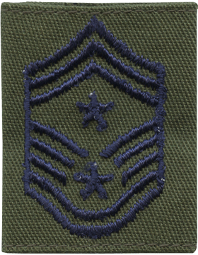 Gortex Loop Command Chief Master Sergeant