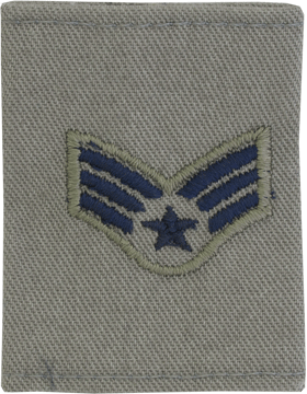 USAF Gortex Loop Senior Airman