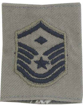 USAF Gortex Loop Master Sergeant with Diamond