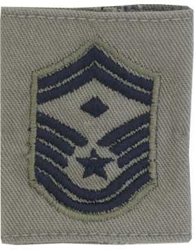 USAF Gortex Loop Senior Master Sergeant with Diamond