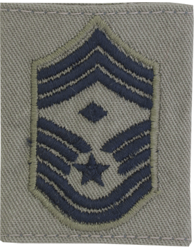 USAF Gortex Loop Chief Master Sergeant with Diamond