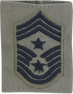 USAF Gortex Loop Command Chief Master Sergeant