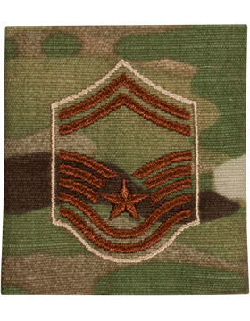 Gortex Loop AF Scorpion, Senior Master Sergeant