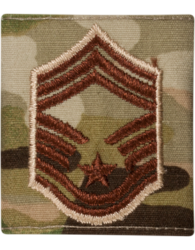 Gortex Loop AF Scorpion, Chief Master Sergeant