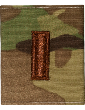 Gortex Loop AF Scorpion, Second Lieutenant