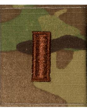 Gortex Loop AF Scorpion, Second Lieutenant