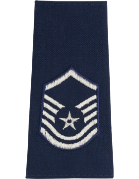 Air Force Shoulder Marks Master Sergeant