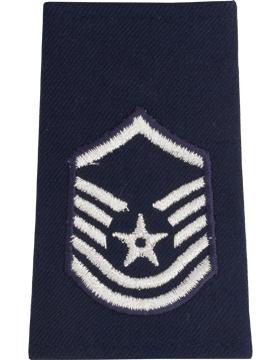 USAF Shoulder Marks, Master Sergeant Small