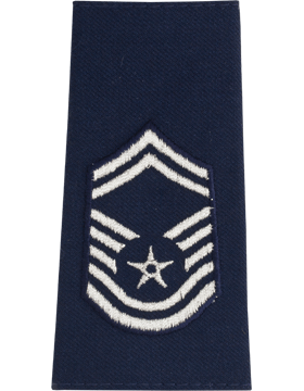 USAF Shoulder Marks, Senior Master Sergeant Large