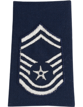 USAF Shoulder Marks, Senior Master Sergeant Small
