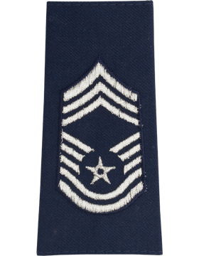 USAF Shoulder Marks, Chief Master Sergeant Large
