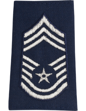 USAF Shoulder Marks, Chief Master Sergeant Small
