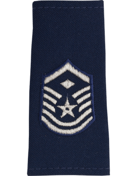 USAF Shoulder Marks, Master Sergeant with Diamond