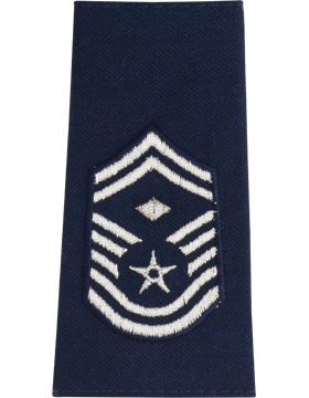 USAF Shoulder Marks, Senior Master Sergeant with Diamond