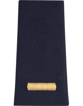 USAF Shoulder Marks, Second Lieutenant Large