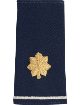 USAF Shoulder Marks, Major Large