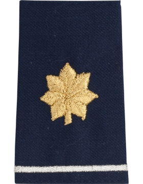 USAF Shoulder Marks, Major Small