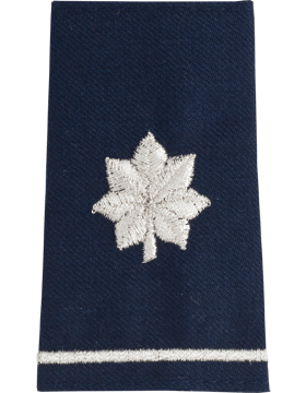 USAF Shoulder Marks, Lieutenant Colonel Small