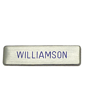 Air Force Metal Name Tag