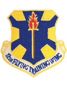 12th Flying Training Wing Full Color Patch (Randolph AFB)