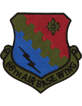 66th Air Base Wing Subdued Patch (Hanscom AFB)
