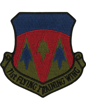 71st Fly Training Wing Subdued Patch (Vance AFB)