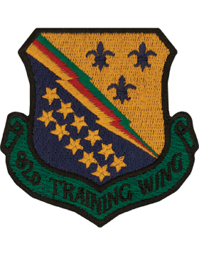 82nd Training Wing Subdued Patch (Sheppard AFB)