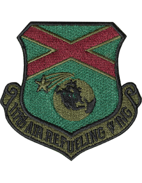 117th Air Refueling Wing Subdued Patch (AL ANG)
