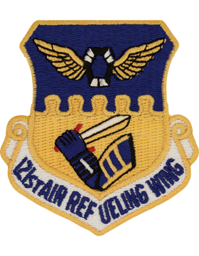 121st Air Refueling Wing Full Color Patch (OH ANG)