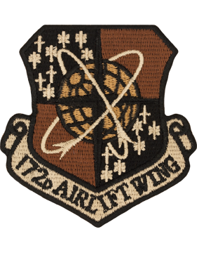 172nd Airlift Wing Desert Patch