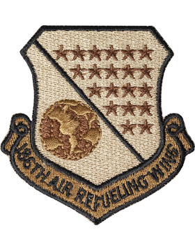 186th Air Refueling Wing Desert Patch (MS ANG)