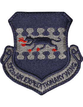 332nd Air Expeditionary Wing Full Color Patch