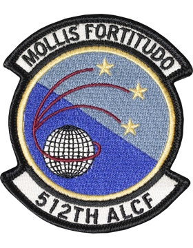 512th ALCF Full Color Patch (Dover AFB)