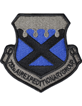 732nd Air Expeditionary Group ABU Patch with Fastener