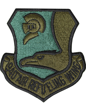 940th Air Refueling Wing Subdued Patch (Reserve) (Beale AFB)