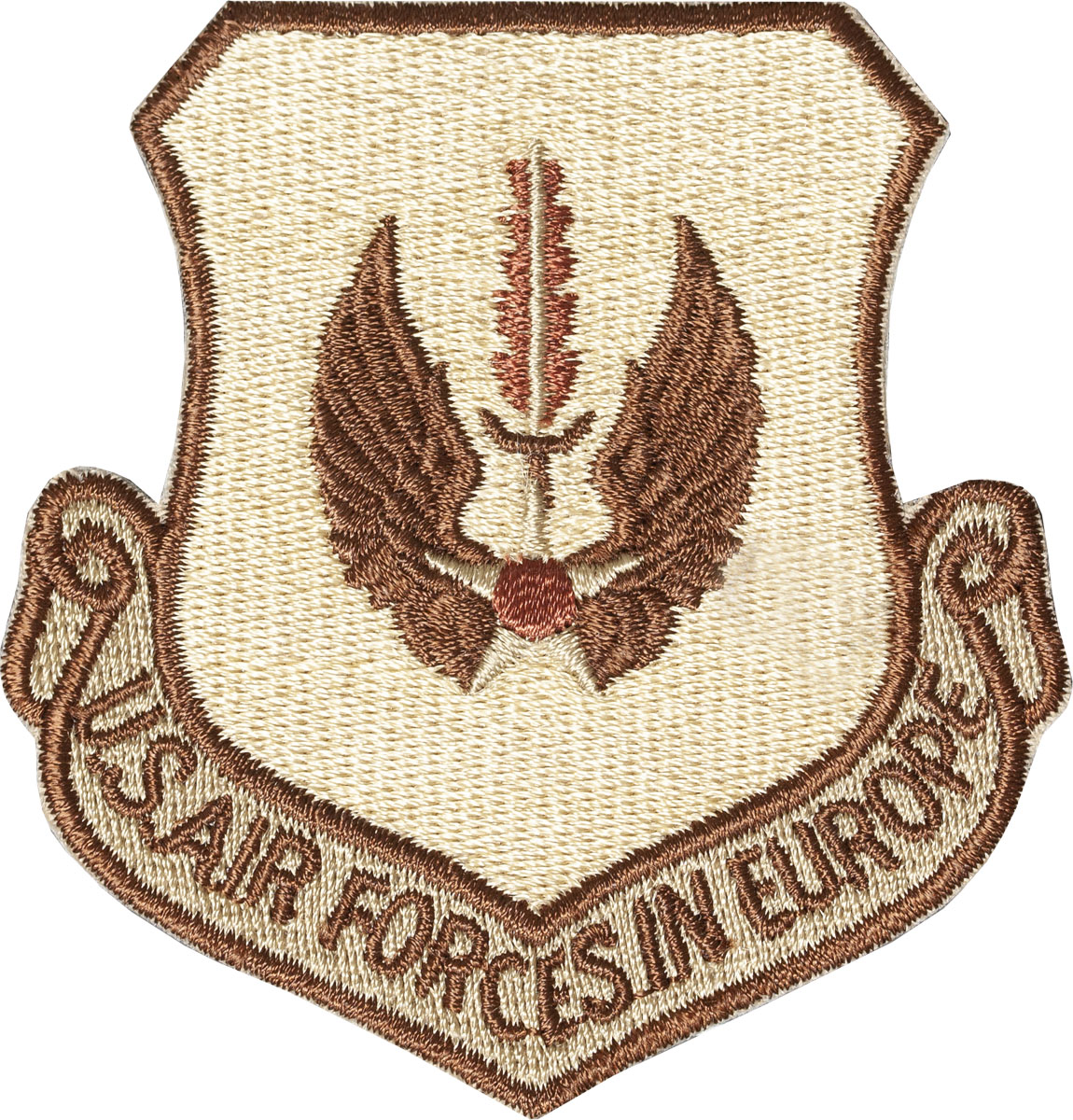 US Air Force In Europe Desert Patch