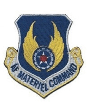 Materiel Command Full Color Sew on