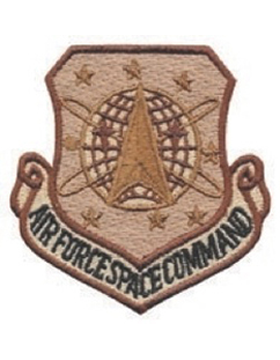 USAF Space Command Desert Patch