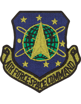 USAF Space Command Subdued Patch