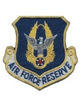 Reserve Command Full Color Sew on